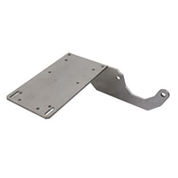 Jeep Utility Heating & Air Conditioning A/C Compressor Bracket