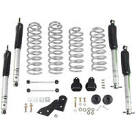 Jeep Patriot 2012 Suspension and Shocks