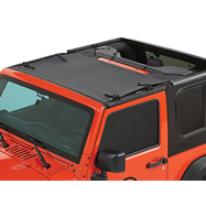 Jeep CJ3 1960 Tops & Accessories Bikini Tops