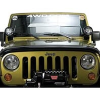 Jeep Utility Exterior Parts & Car Care Bug Deflectors and Shields
