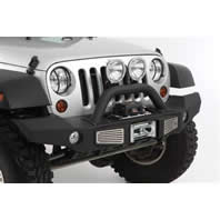 Jeep Patriot 2012 Bumpers, Tire Carriers & Winch Mounts