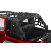 Jeep CJ3 1960 Tops & Accessories Cargo Nets