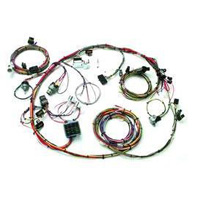 Jeep Cherokee (XJ) 1992 Electrical Components Chassis Wire Harness