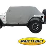 Smittybilt Water Resistant Cab Covers with Door Flaps