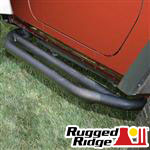"Rugged Ridge 2"" JK Wrangler Side Armor"