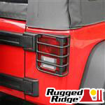 Rugged Ridge JK Wrangler Euro Light Guards