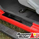 Rugged Ridge JK Wrangler Entry Guards