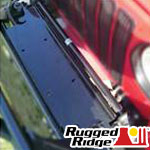 Rugged Ridge Universal Winch Plate