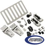 Kentrol JK Wrangler Stainless Steel Accessories