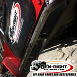 Gen-Right Off-Road Rocker Guards