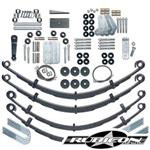 "Rubicon Express 4.5"" Extreme Duty Suspension Systems"
