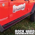 Rockhard 4x4 JK Rocker Guards
