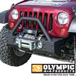 Olympic Rescue Bumpers