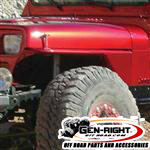 Gen-Right Off Road Boulder Tube Fenders
