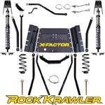 Rock Krawler X-Factor Suspension Systems