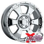 Pro Comp Series 6098 Chrome Jeep Wheels