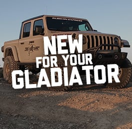 New Products for Your Jeep Gladiator