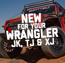 New Products for Your Jeep JK, TJ and XJ