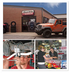 Careers at 4Wheel Drive Hardware