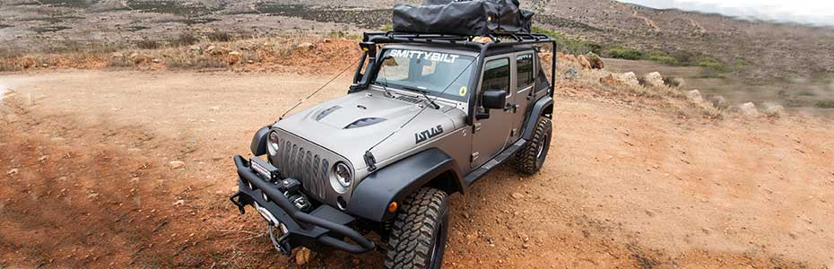 Jeep Exterior Fenders & Flares
