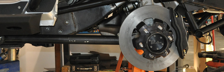 Jeep Brakes & Steering Replacement Parts - Pads, Rotors & Components