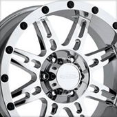 Jeep Steel Wheel