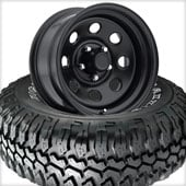 Jeep Tires & Wheels