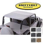 Smittybilt Extended Brief Top for Jeep JK Wranglers