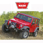 Warn RockCrawler Accessories for your Jeep JK Wrangler parts