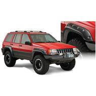 Bushwacker Cut-Out Style Fender Flares