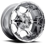 MHT Fuel Offroad Dune D522 Chrome Wheels