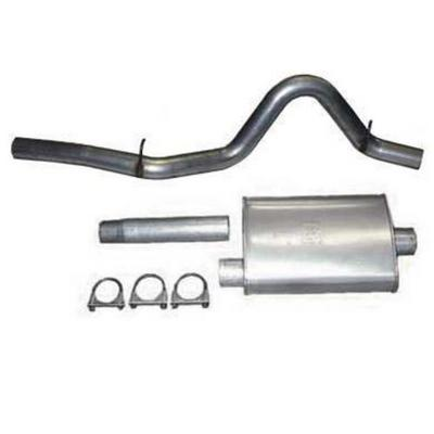 4Wheel Drive Hardware Cat-Back Exhaust Kits