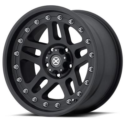 ATX AX195 Cornice Textured Black Wheels