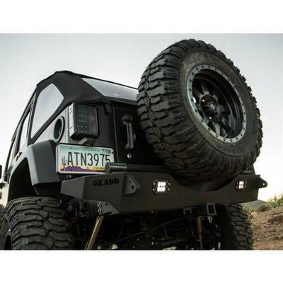 Addictive Desert Designs Stealth Fighter Rear Bumpers