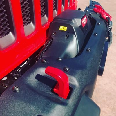 American Trail Products Winch Cover Plates