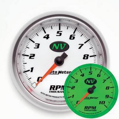 Auto Meter NV Electric Air Fuel Ratio Gauge