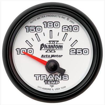 Auto Meter Phantom II Electric Transmission Temperature Gauge