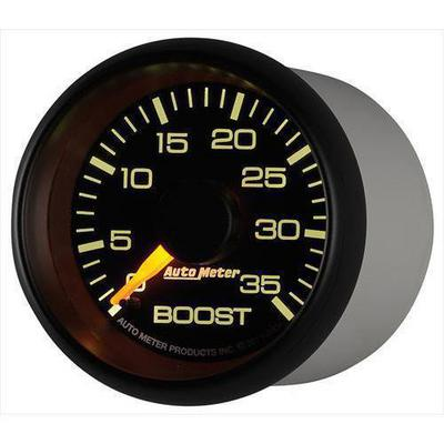 Auto Meter Chevy Factory Match Mechanical Boost Gauge