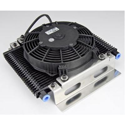 Be Cool Transmission Cooler Module with Puller Fan