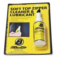 Bestop Soft Top Zipper Cleaners and Lubricants
