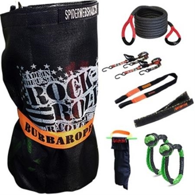 Bubba Rope Rock-N-Roll Recovery Kit