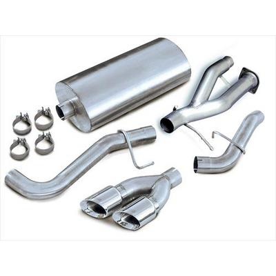 Corsa Performance Exhaust Sport Cat-Back Exhaust System