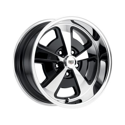 DV8 Offroad 109 Classic Magnum Series Polished Gloss Black Wheels