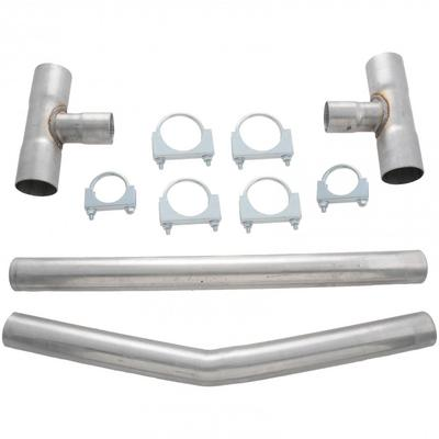 Flowmaster Exhaust Universal H-Pipes