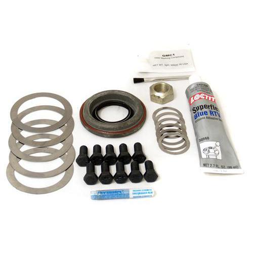 G2 Axle and Gear Minor Installation Kit