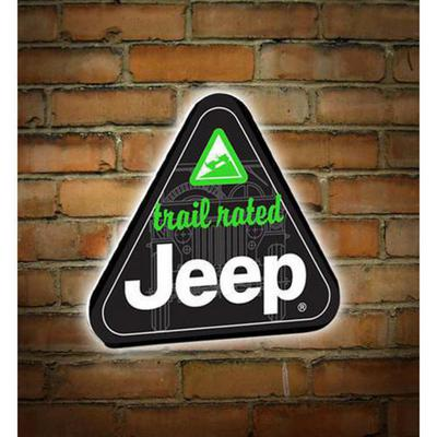 Jeep Licensed Signs