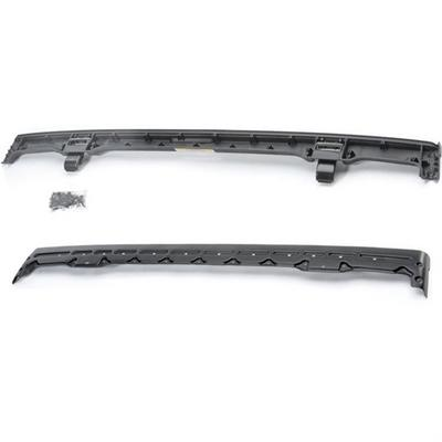 Jeep Windshield Header Channel Kit