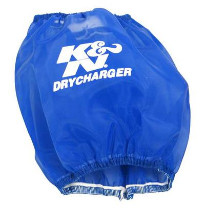 K&N DryCharger Oval Tapered Filter Wraps