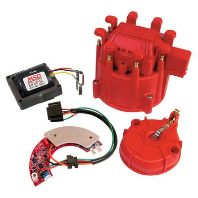 MSD Ultimate HEI Kit Ignition Conversion Kit