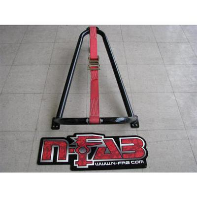 N-FAB Bed Mounted Tire Carriers